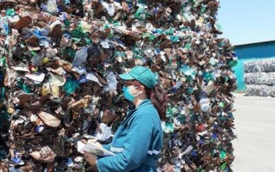 Emissions Reductions from PET Recycling, Romania